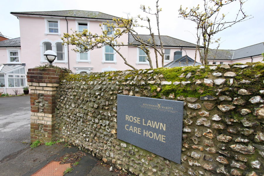 Rose lawn Care Home Sidmouth