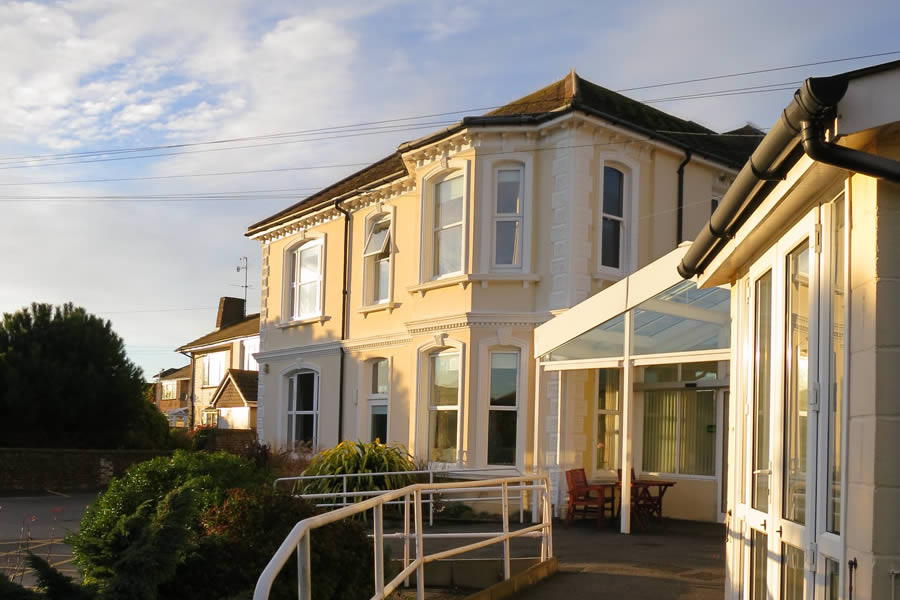 Rosemary Mount Care home Worthing
