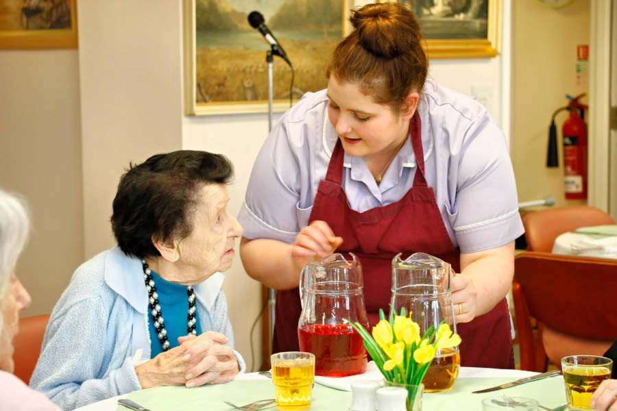 Keychange Care Home Carer