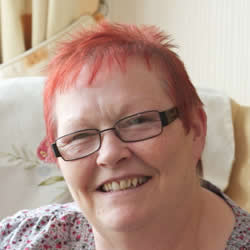 Pat Tuck Manager Cressingham House Care Home