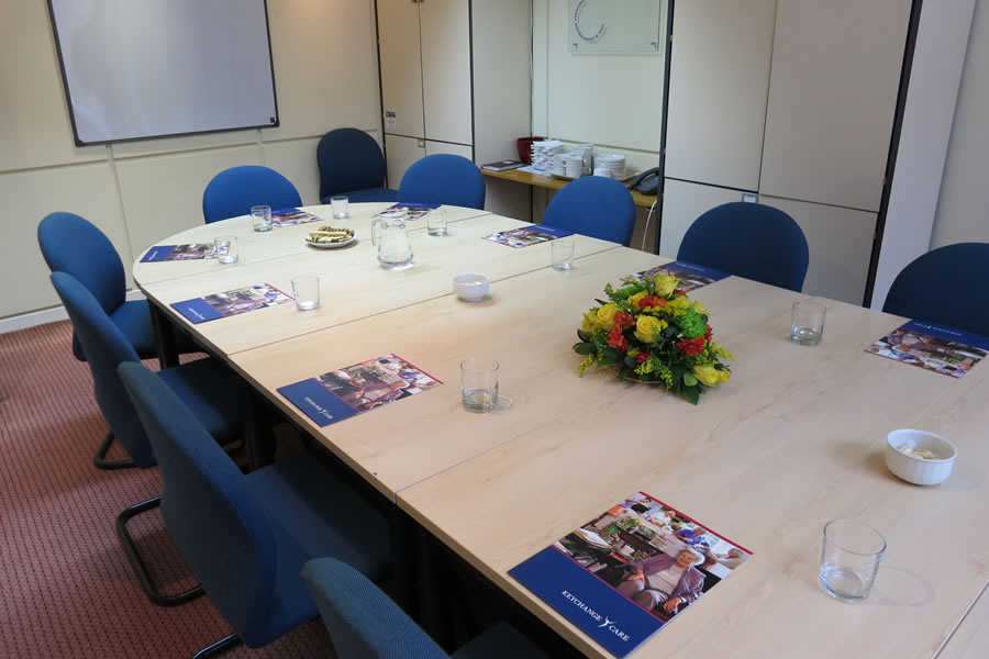 Boardroom for Hire Waterloo London